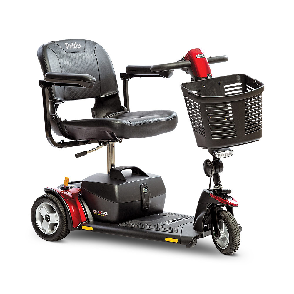 Go-Go® Elite Traveller Plus 3-Wheel (SC53) *FDA Class II Medical Device*