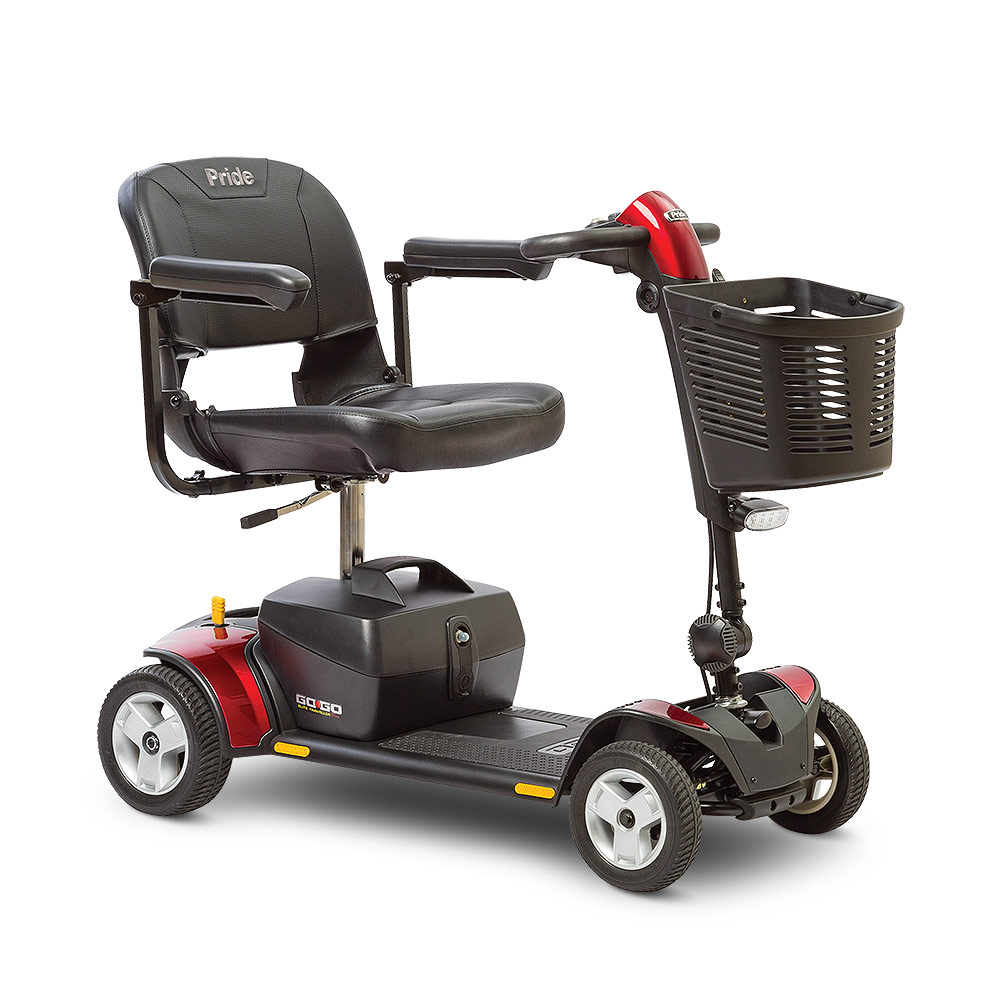 Go-Go® Elite Traveller Plus 4-Wheel (SC54) *FDA Class II Medical Device*