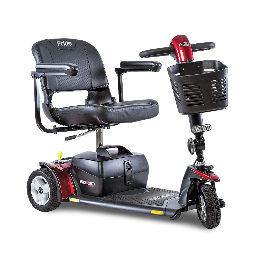 Go-Go® Sport 3-Wheel (S73) *FDA Class II Medical Device*