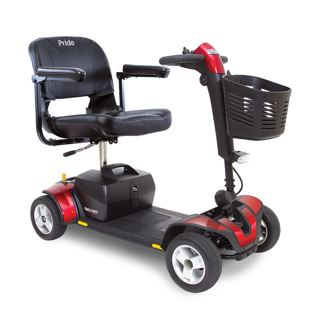 Go-Go® Sport 4-Wheel (S74) *FDA Class II Medical Device*