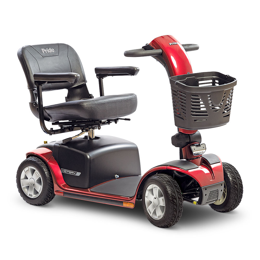 Victory® 10, 4 Wheel (SC710) *FDA Class II Medical Device*