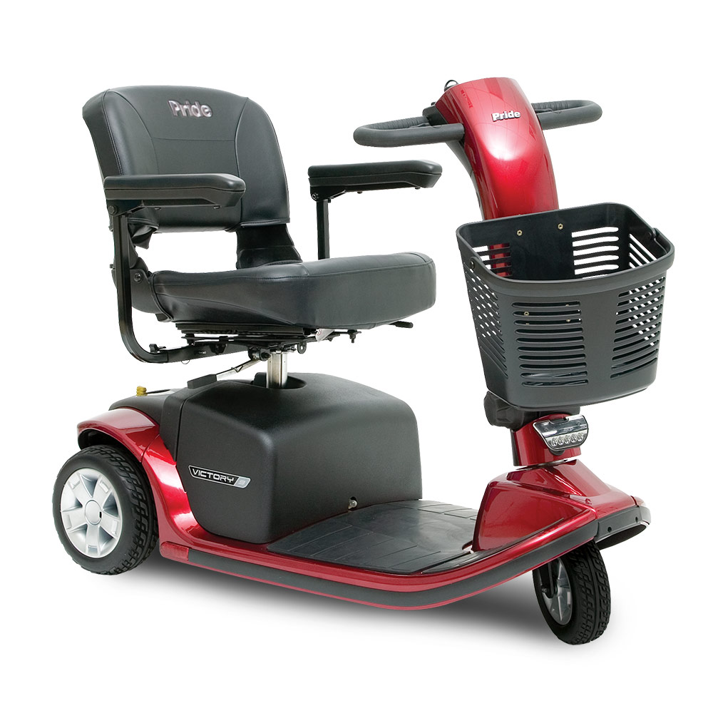 Victory® 9, 3 Wheel (SC609) *FDA Class II Medical Device*