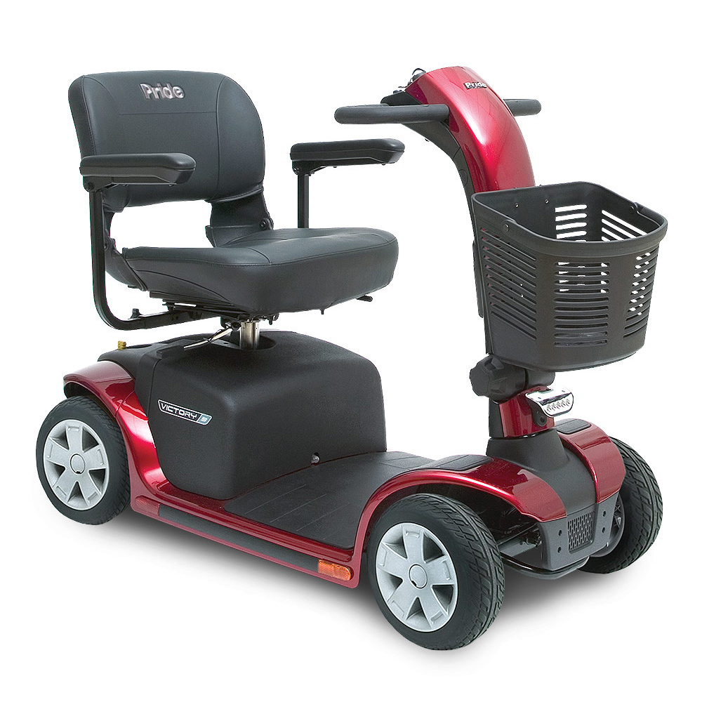 Victory® 9, 4 Wheel (SC709) *FDA Class II Medical Device*